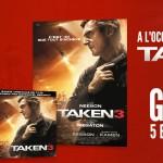 Concours Taken 3 : 5 bandes originales et 5 places à gagner