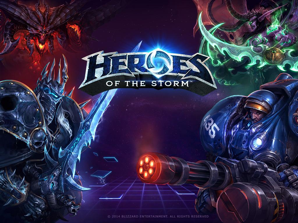 Heroes of the Storm : «Enter the Nexus» avec votre CB