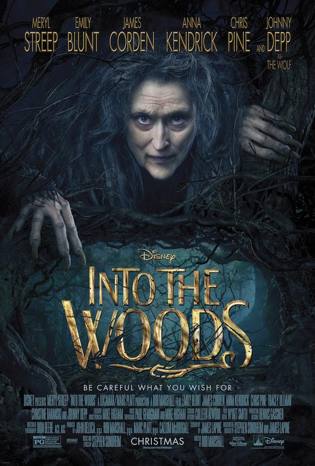 La Forêt en «chanté» (Critique d'Into The Woods)