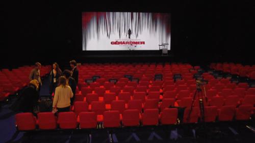 La foule se bouscule pour le film d'ouverture!