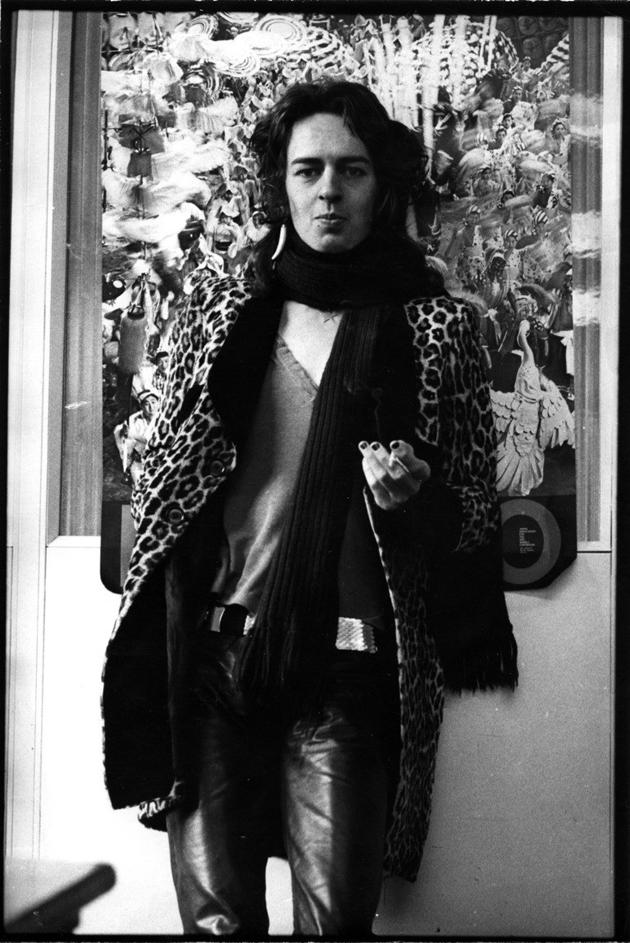 Nick Kent : un journaliste qui ne passait pas inaperçu dans les années 1970 (photo Joe Stevens)