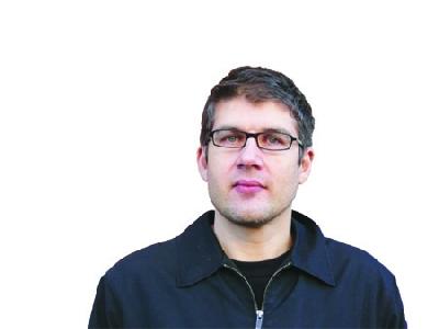 Simon Reynolds, un puits de science quand on en vient à parler post-punk