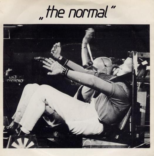 The Normal ; le projet imaginé dans sa chambre de bonne par Daniel Miller, futur patron du label Mute. Recommandé !