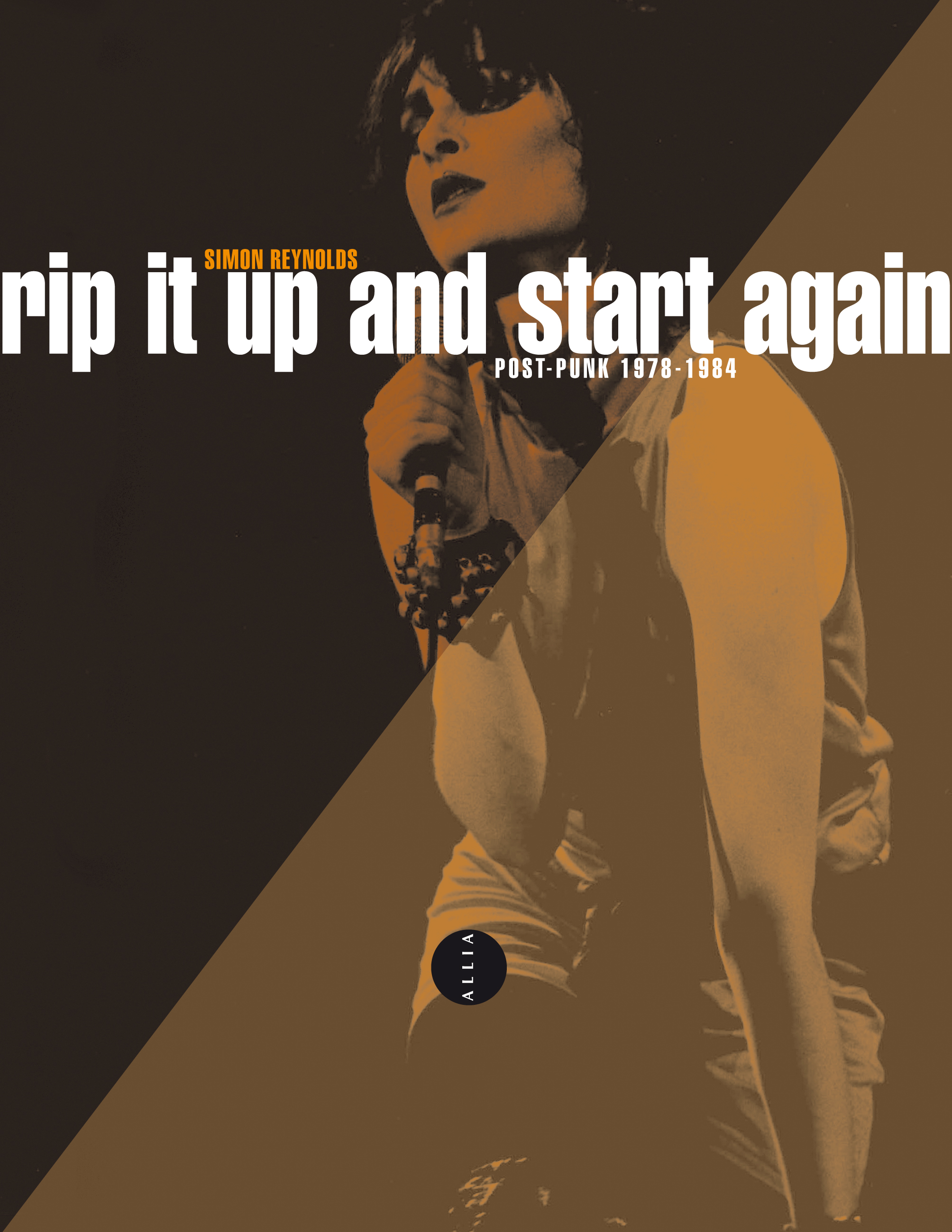 PAPIER A MUSIQUE : RIP IT UP AND START AGAIN