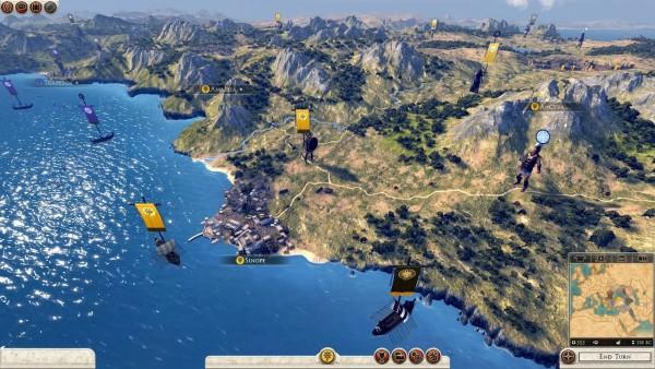 Rome II Total War 3