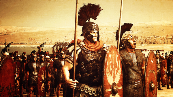 Rome II Total war 4