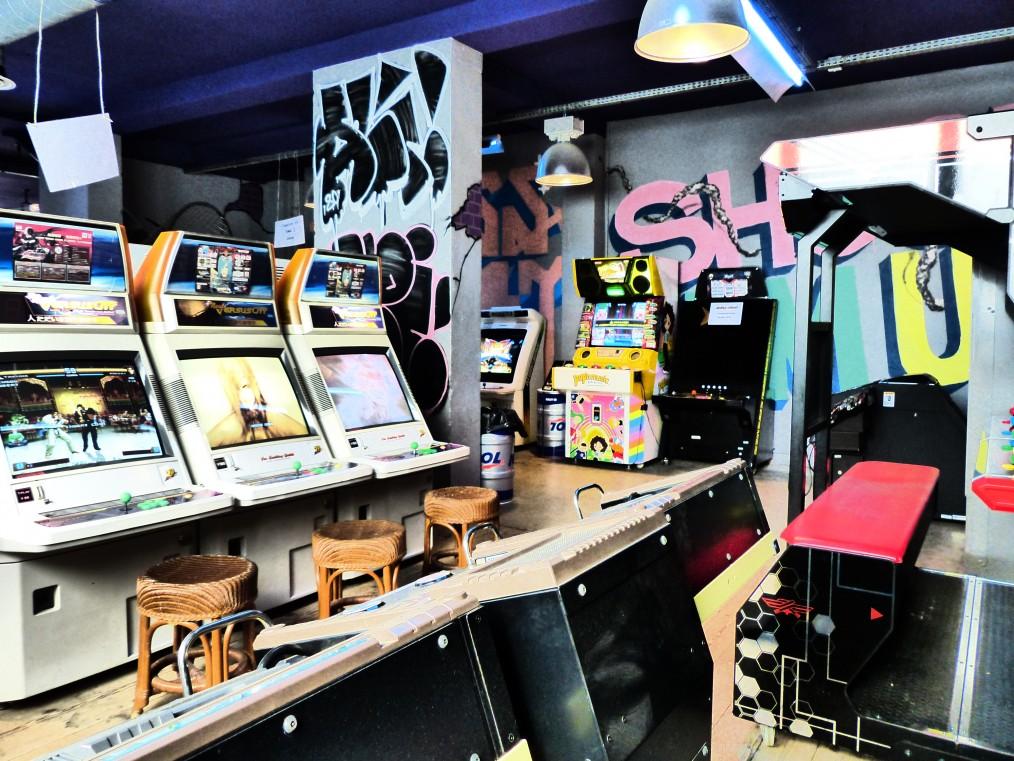 Que sont devenues nos chères salles d'arcade ?