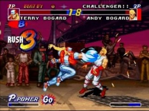 Fatal Fury (SNK -1991)