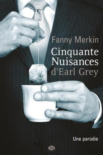 «Cinquante nuisances d'Earl Grey» : Parodie pipi