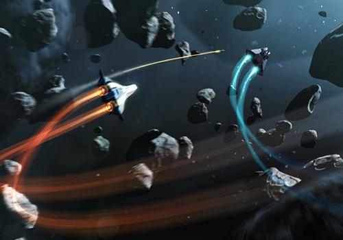 Premiers sauts interstellaires sur… Elite Dangerous