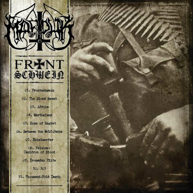 Music Mini Review : Marduk – Frontschwein (Century Media)