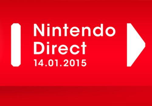 Les annonces du Nintendo Direct du 14/01/15