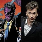 David Tennant est le bad-guy Killgrave dans A.K.A. Jessica Jones!