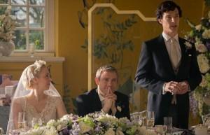 Le mariage de Watson.