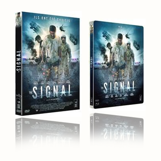 the signal, pack