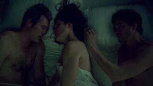 Hannibal, Alana, Will.