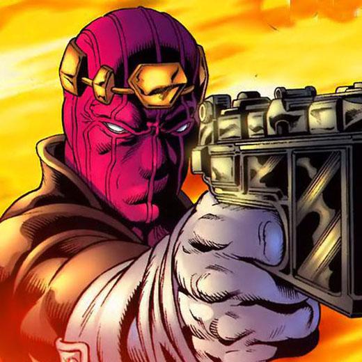 Daniel Brühl est le Baron Zemo dans Captain America: Civil War