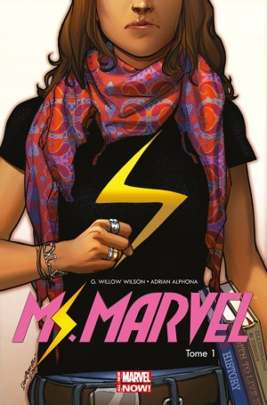 Miss Marvel - Tome 1