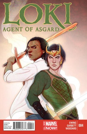 Loki : Agent of Asgard #4