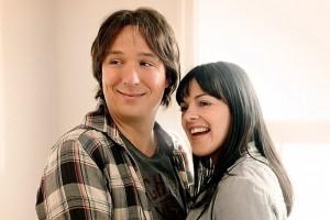 Pierre-François Legendre (Adam) et Sophie Cadieux (Eve) - © Radio Canada
