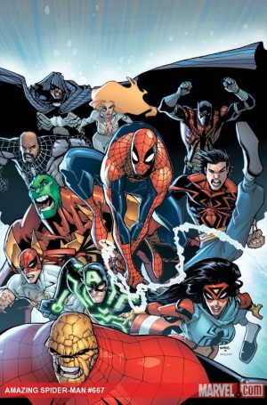 The Amazing Spider-man #667