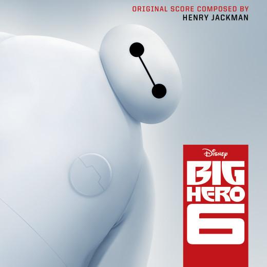Music Mini Review : OST Les Nouveaux Héros de Henry Jackman (Walt Disney Records)