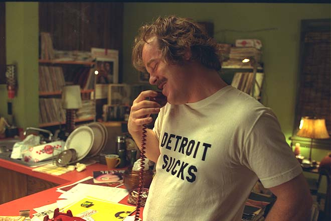 """Philip Symour Hoffman a incarné Lester Bangs dans """"Presque célèbre"""""""
