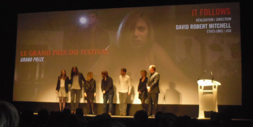 Le jury du grand prix 2015
