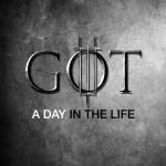 A Day in the Life : Making Of de la cinquième saison de Game Of Thrones