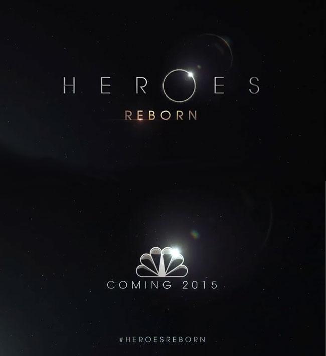 Heroes Reborn : NBC tease le retour de la série lors du Super Bowl