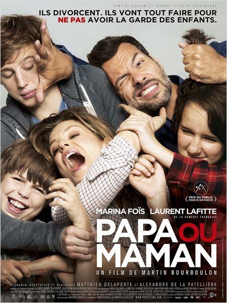 Les parents pas terribles (critique de Papa ou maman, de Martin Bourboulon)