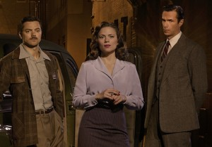 DOMINIC COOPER, HAYLEY ATWELL, JAMES D'ARCY
