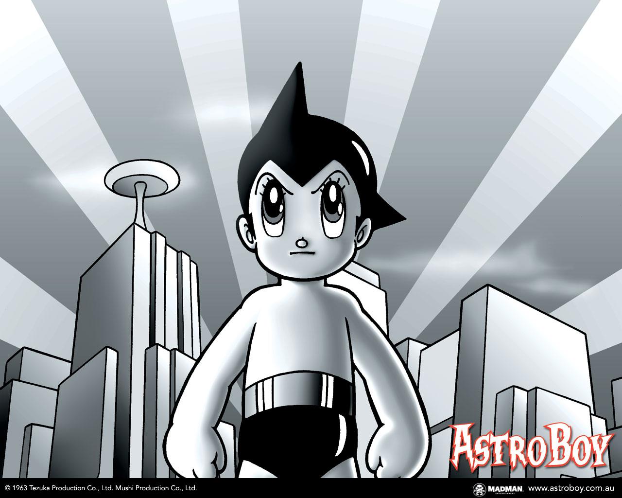 Astro Boy aura sa version live