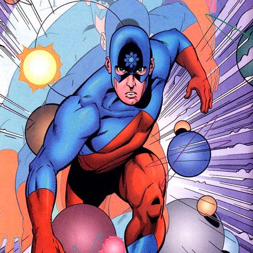Arrow: la première image de Brandon Routh dans le costume de The Atom