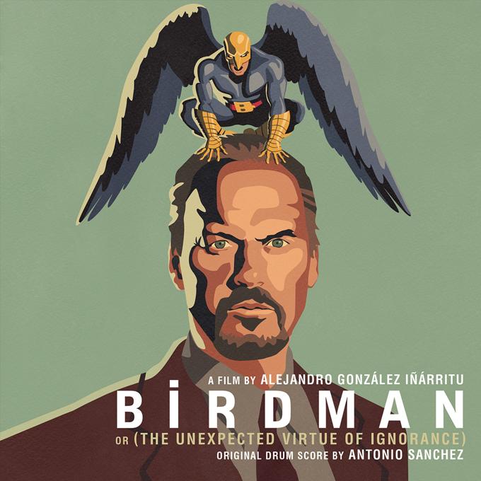 MUSIC MINI REVIEW : OST BIRDMAN de Antonio Sanchez (Milan Records)