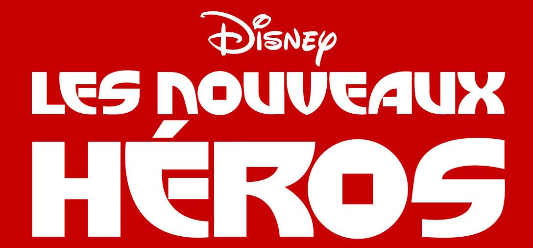 les nouveaux Héros Logo