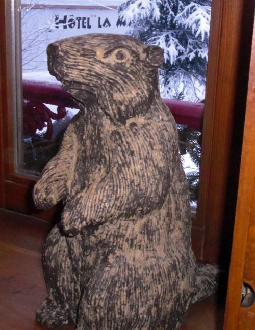 adieu, marmotte…