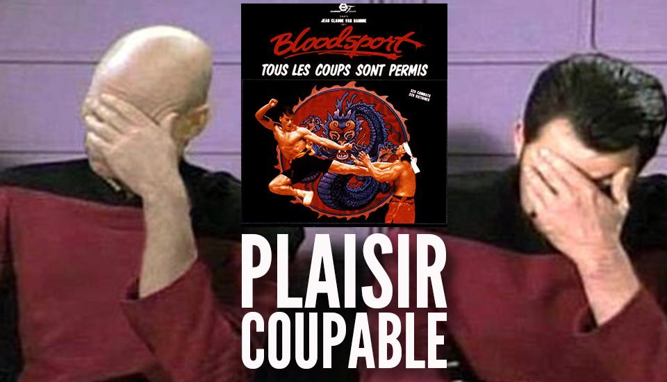 Plaisir coupable : Bloodsport de Newt Arnold