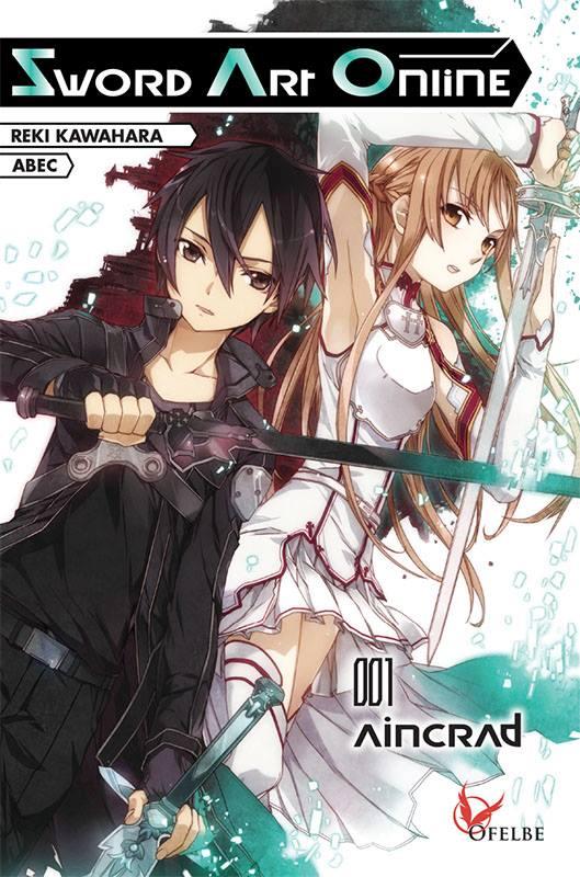 Sword Art Online et Spice and Wolf:  Le Light novel enfin en france!