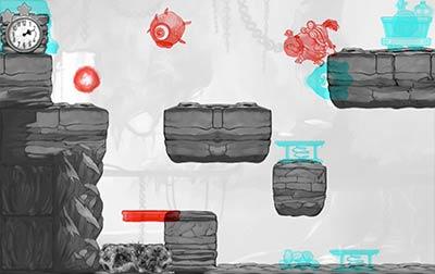 Dig Rush, le premier jeu vidéo thérapeutique pour l'amblyopie