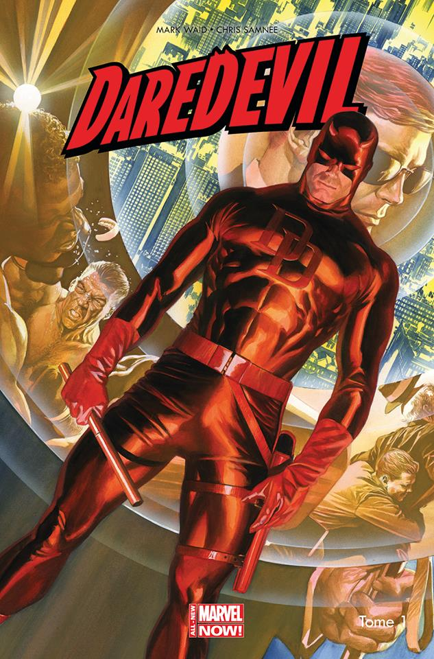 On a lu…Daredevil – Tome 1 de Mark Waid et Chris Samnee