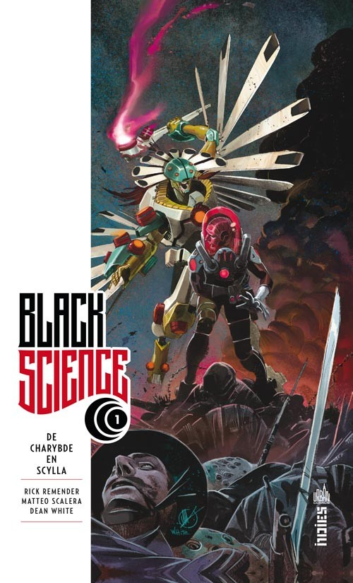On a lu…Black Science – Tome 1 de Rick Remender et Matteo Scalera