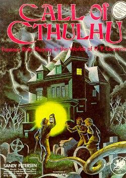 1981 : la première édition du Jeu de Rôle !