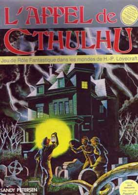 L'appel de Cthulhu : un jeu de rôles directement lié à l'univers de Cthulhu