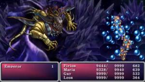 Le combat final contre l'Empereur