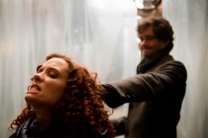 Hannibal 2x10 Naka-Choko - Hugh Dancy, Lara Jean Chorostecki (Will Graham, Freddie Lounds)
