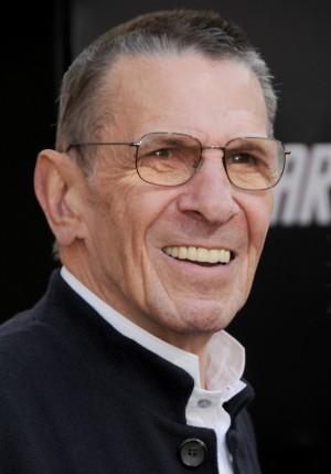 "Leonard Nimoy ""Star Trek"" Los Angeles Premiere,  Grauman's Chinese Theatre © Gregg DeGuire / AFF-USA.COM"
