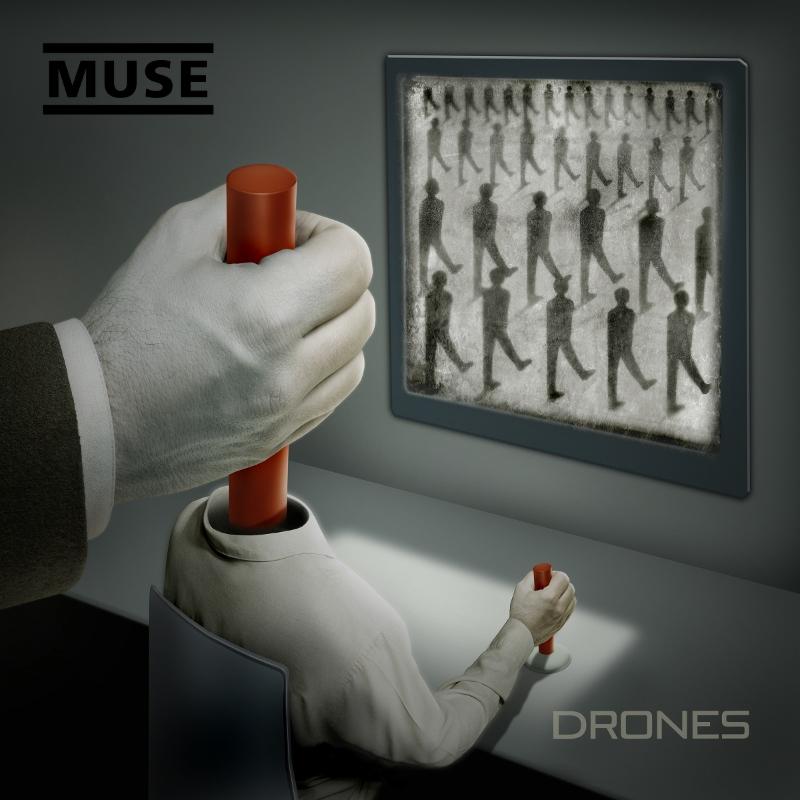 En juin, Muse lâche ses Drones