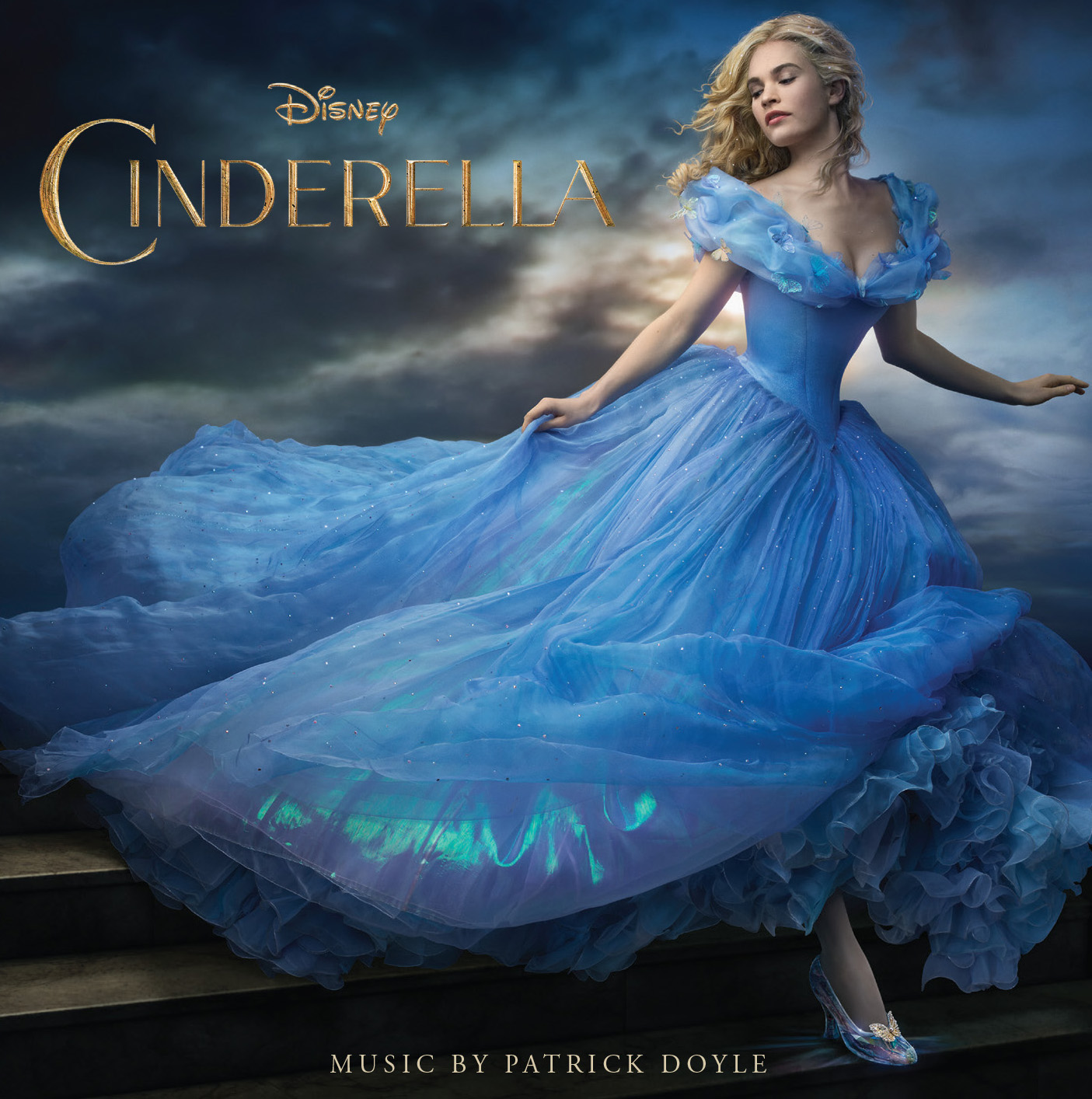 Music Mini Review : OST Cinderella de Patrick Doyle (Walt Disney Records)