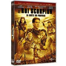 MOVIE MINI REVIEW : critique de Le roi Scorpion 4 – La quête du pouvoir
